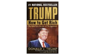 Donald J Trump Book Just Real Estate Marketing