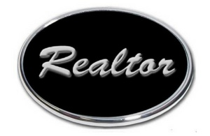 Trailer Hitch cover real estate marketing