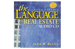 Language of Real Estate audio CD