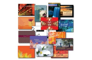 Multipurpose mailers for real estate marketing