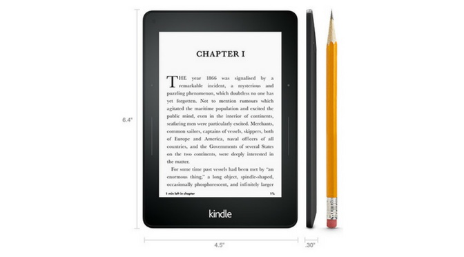 Kindle Reader Real Estate Marketing