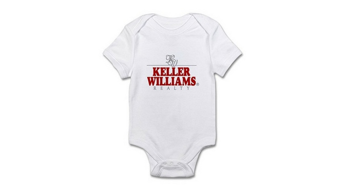 Keller Williams Infant Bodysuit