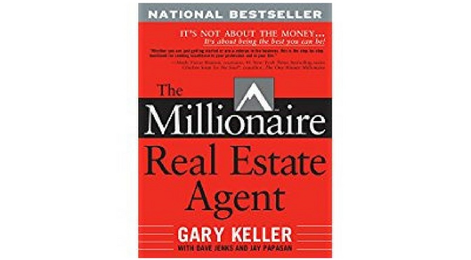 The Millionaire Real Estate Agent Keller Williams Books