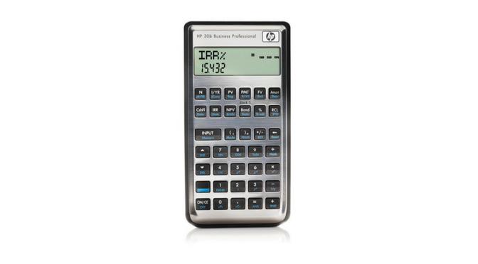 Texas Instruments Real Estate Calculators